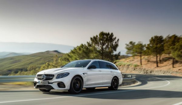 Novo Mercedes-AMG E 63 4MATIC+ Station e E 63 S 4MATIC+ Station