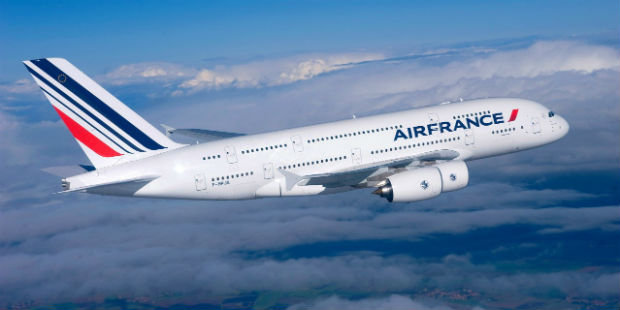 Air France desvenda o seu novo necessaire Business