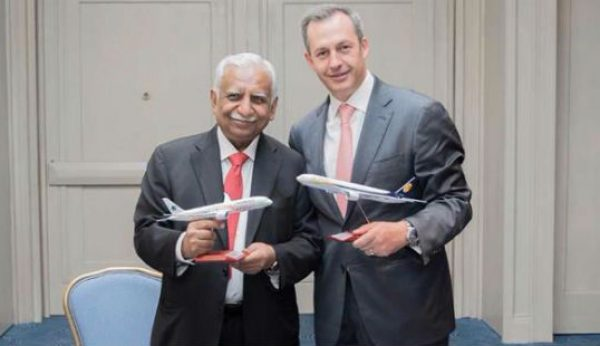 Jet Airways e Aeromexico assinam codeshare