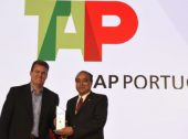 "TAP Air Portugal recebeu em Londres o prémio ""Airline Turnaround of the year"""