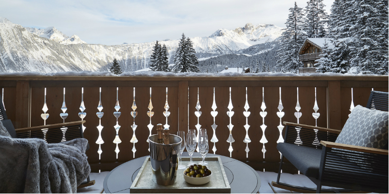 Six Senses Residences Courchevel férias de inverno