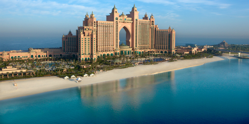 Atlantis The Palm o regresso da extravagância
