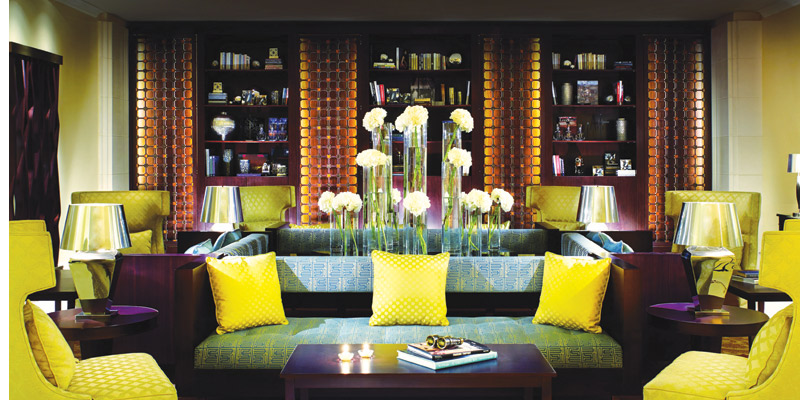 Ritz-Carlton Bangalore: viva a India
